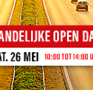 Zaterdag 26 mei: Open Dag WORKTRANS & WORKBUS. Werk en Opleidingen in Transport en Personenvervoer.